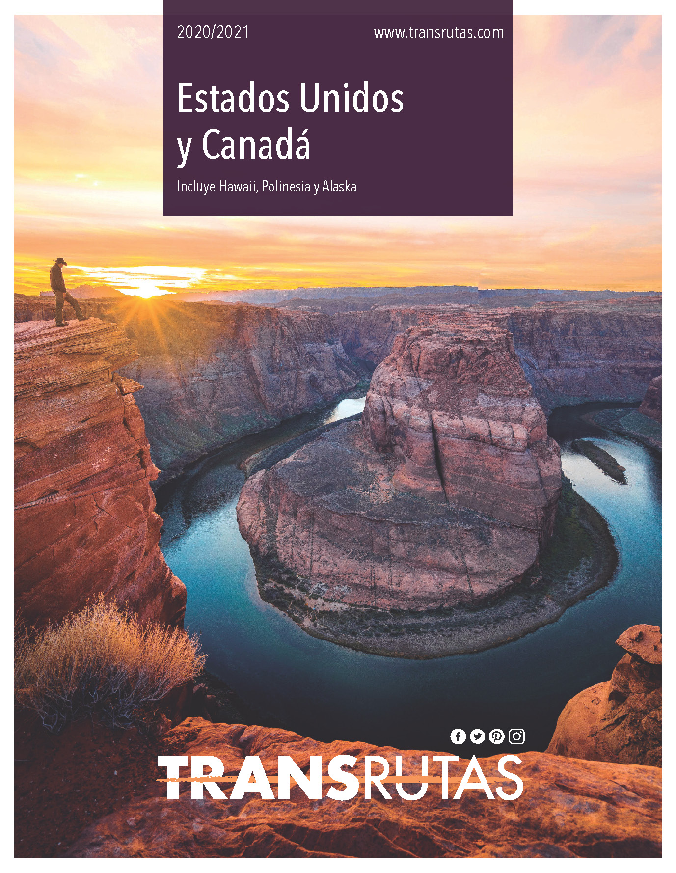 Catalogo Transrutas Estados Unidos y Canada 2020-2021