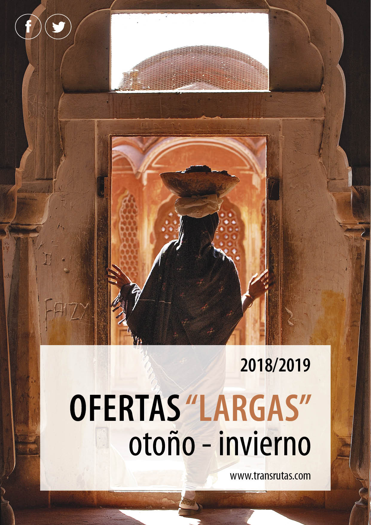 Catalogo Transrutas Largas Distancias Otono-Invierno 2018-2019