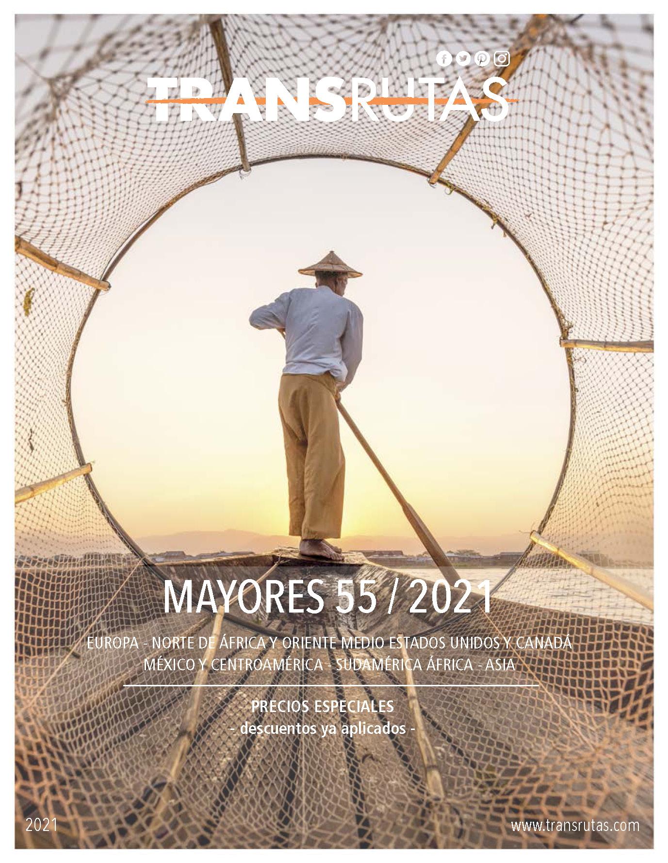 Catalogo Transrutas Mayores de 55 2020-2021