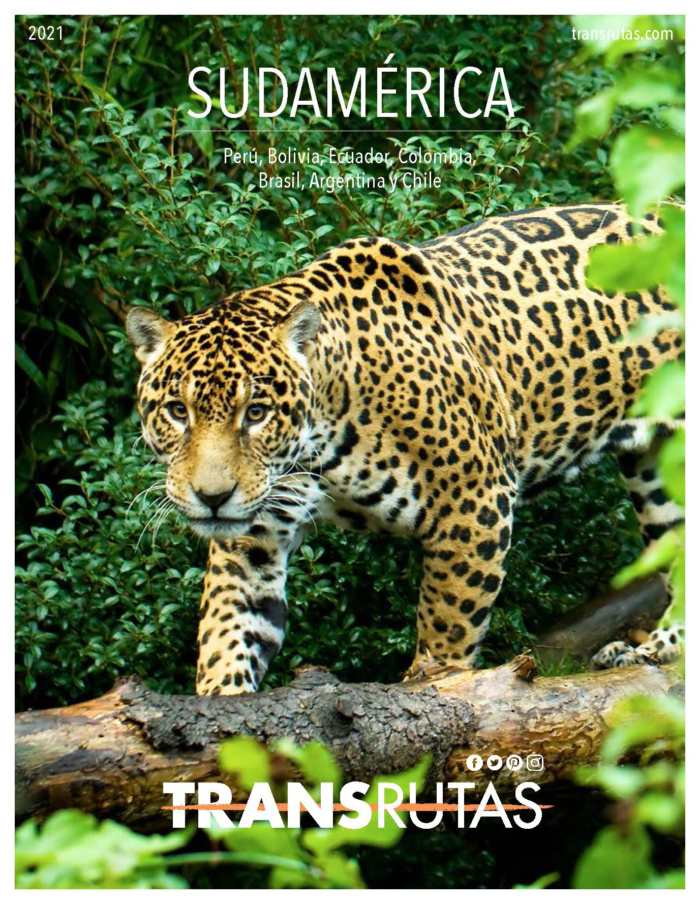 Catalogo Transrutas Sudamerica 2021