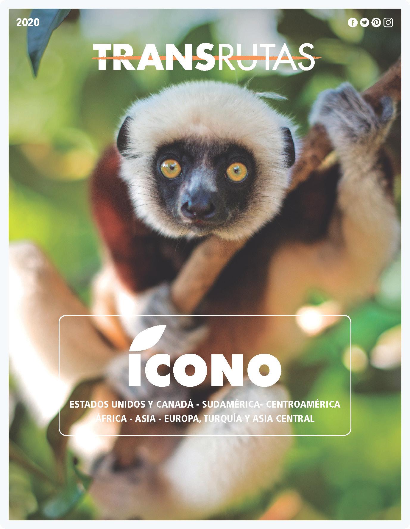 Catalogo Transrutas Viajes Icono 2020