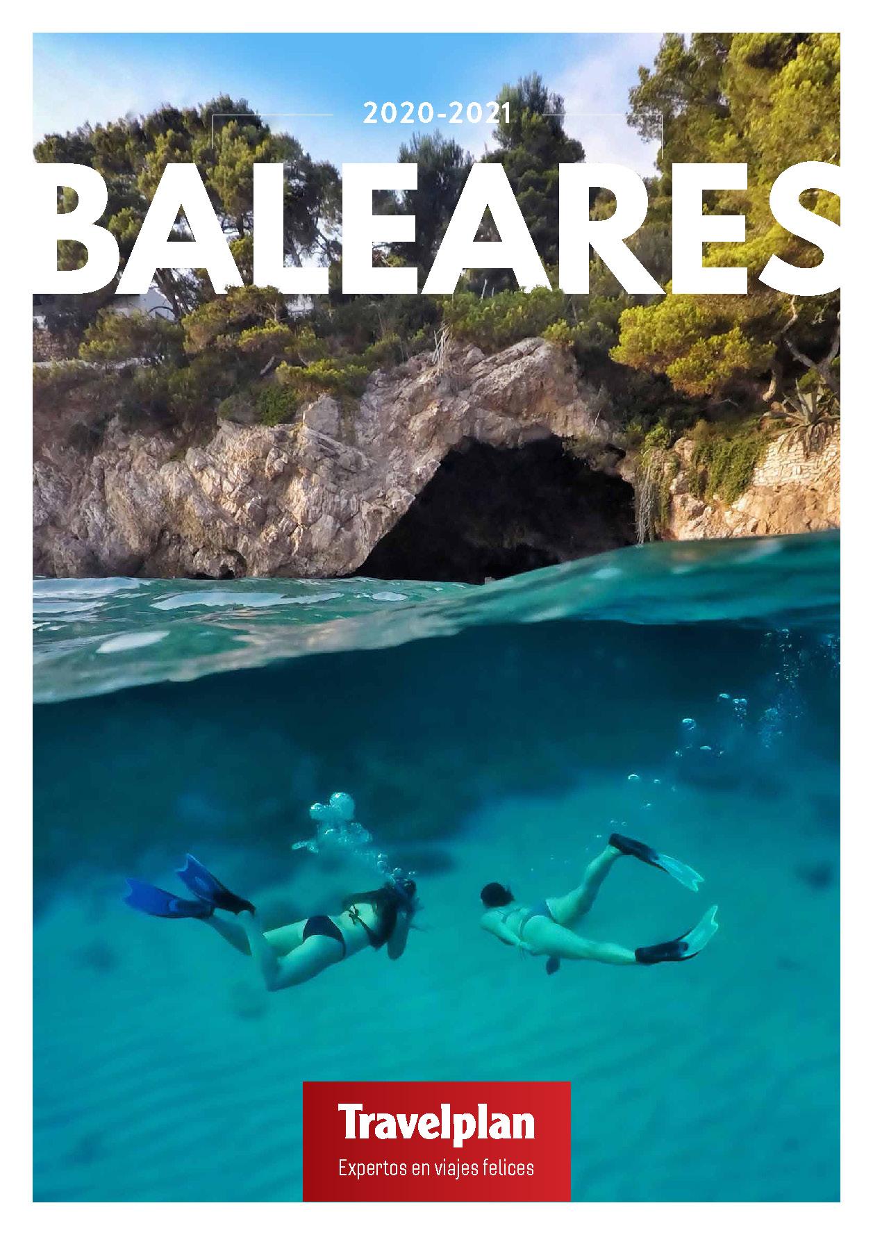 Catalogo Travelplan Baleares 2020-2021