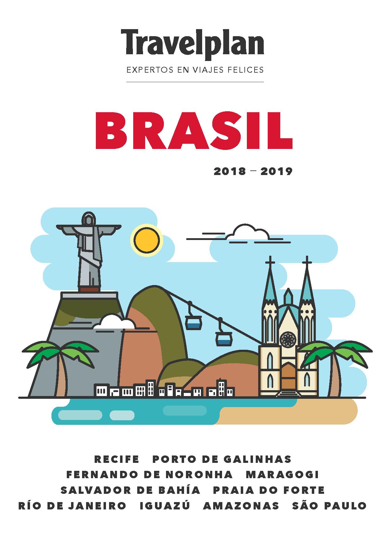Catalogo Travelplan Brasil 2018-2019