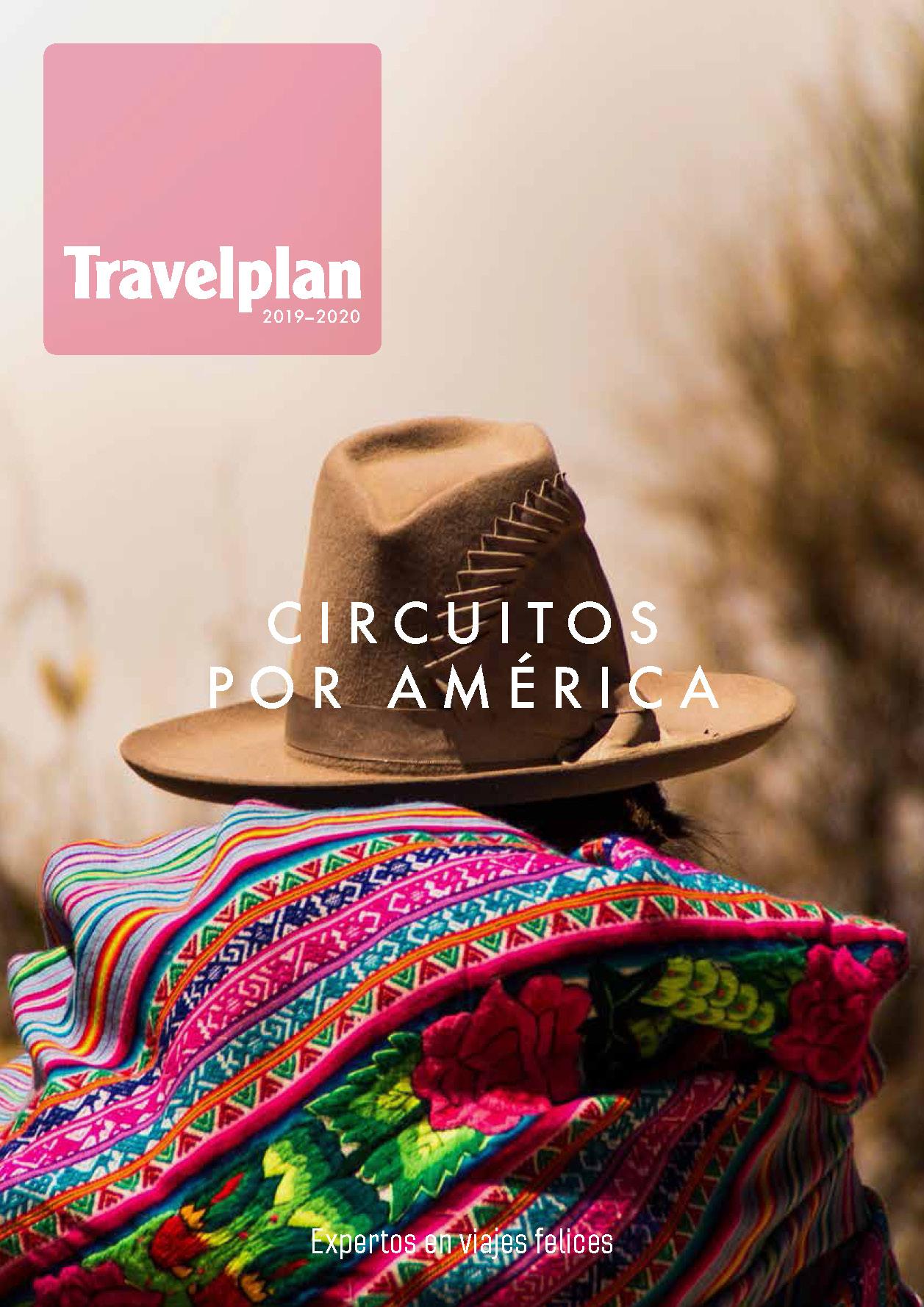 Catalogo Travelplan Circuitos America Latina 2019-2020