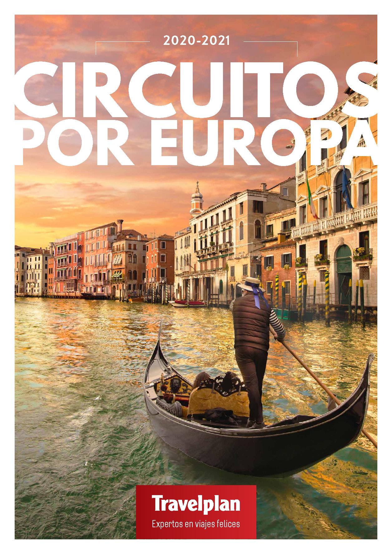 Catalogo Travelplan Circuitos Europa 2020-2021