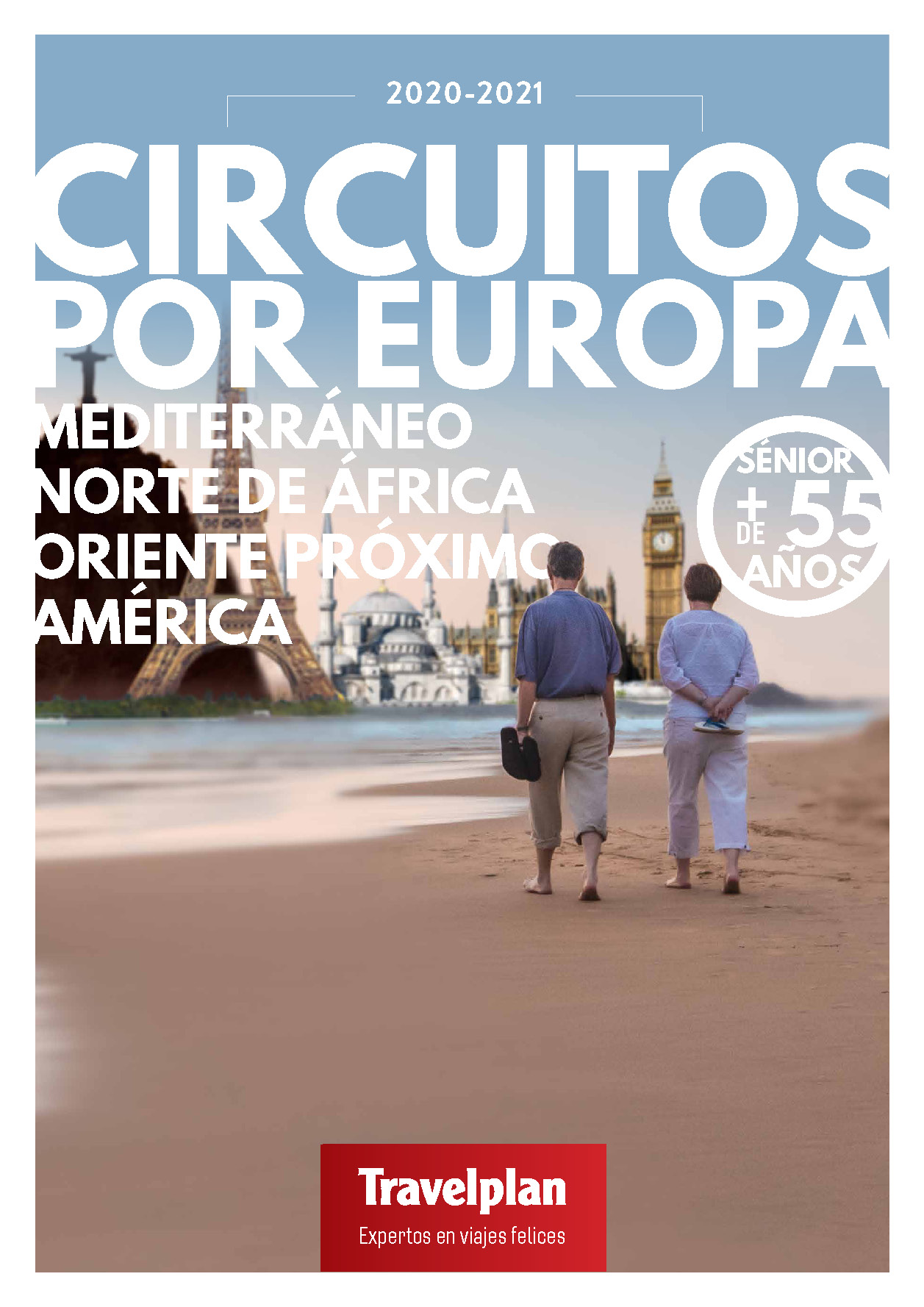 Catalogo Travelplan Circuitos Senior 2020-2021