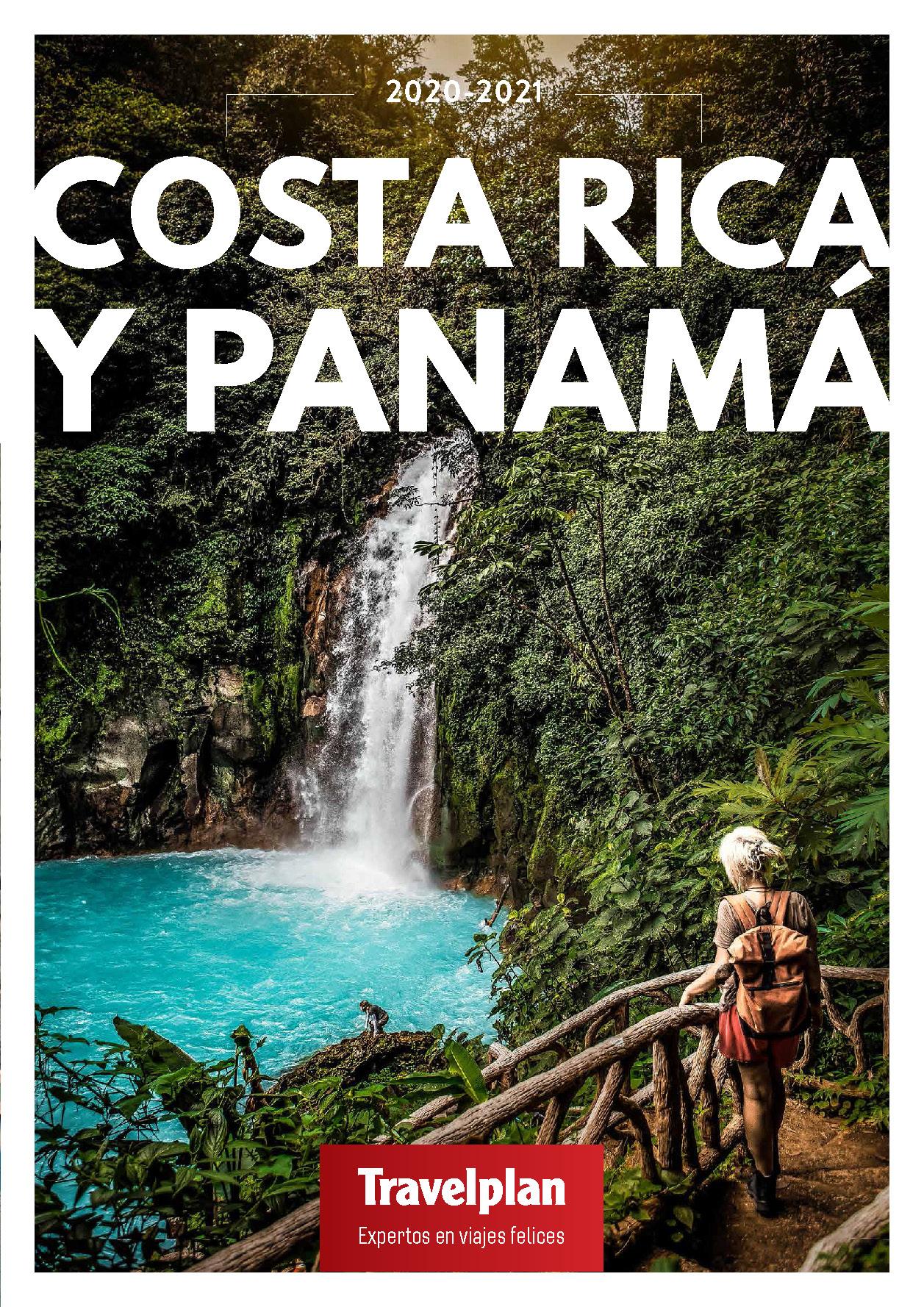 Catalogo Travelplan Costa Rica y Panama 2020-2021