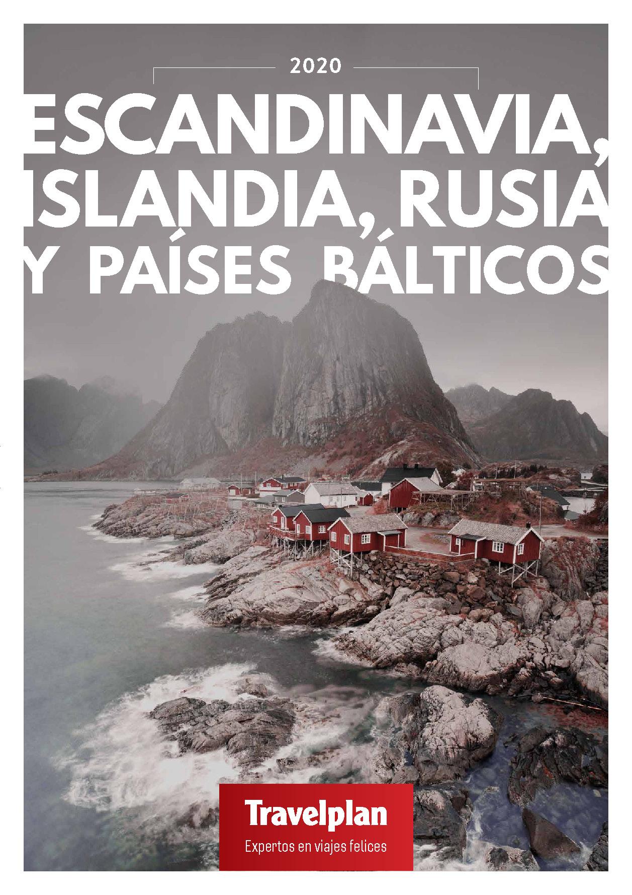 Catalogo Travelplan Escandinavia Islandia y Rusia 2020
