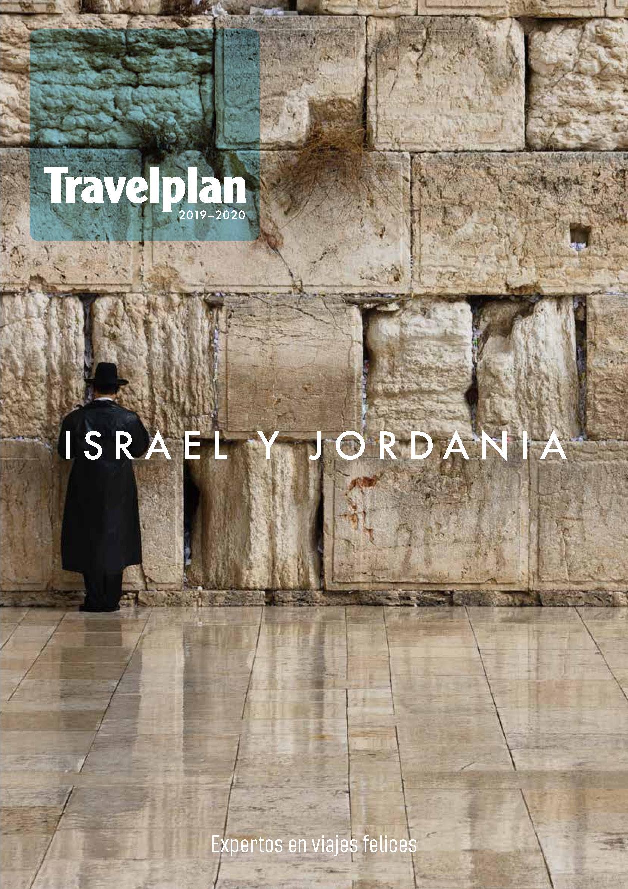 Catalogo Travelplan Israel y Jordania 2019-2020