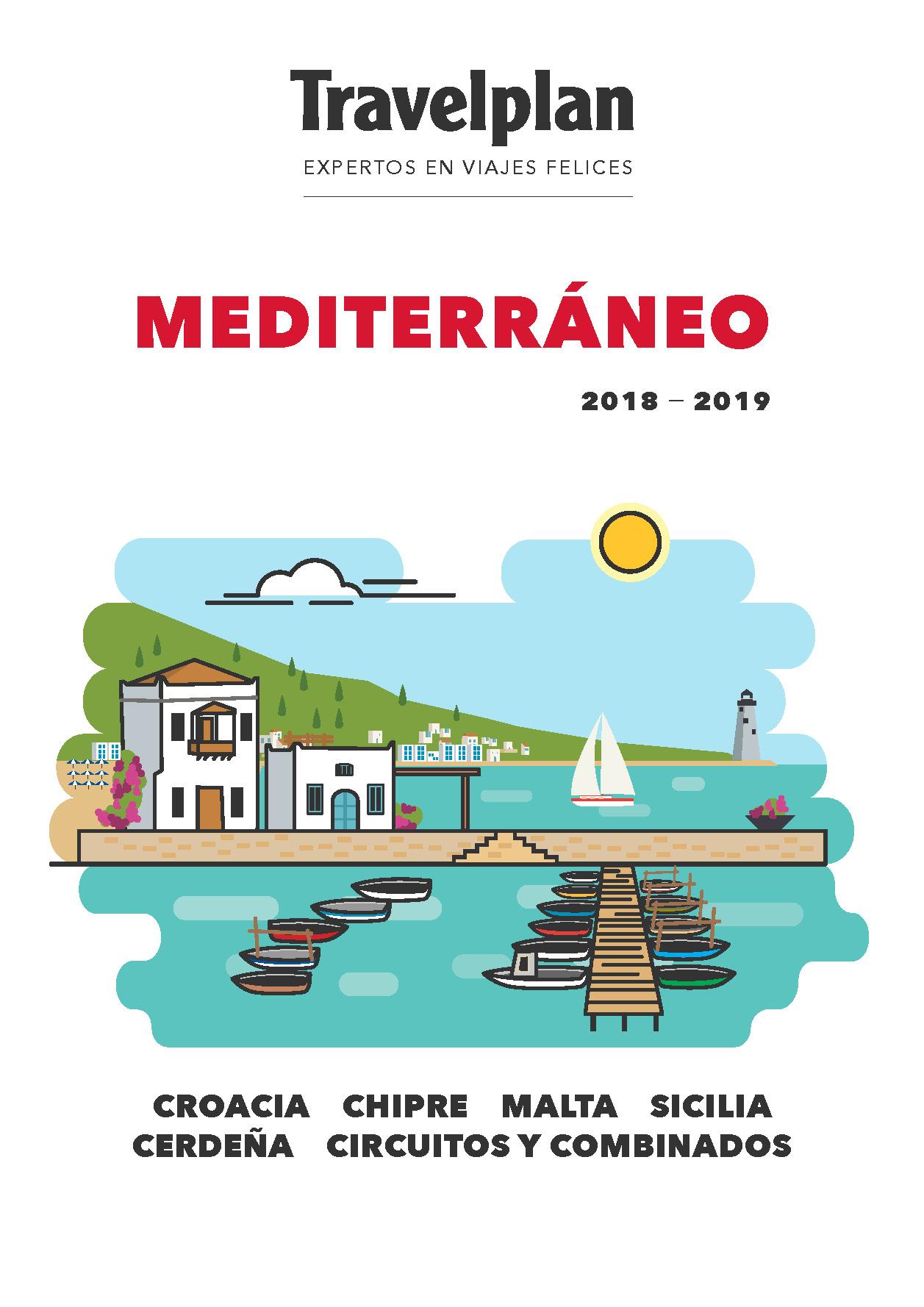 Catalogo Travelplan Mediterraneo 2018-2019
