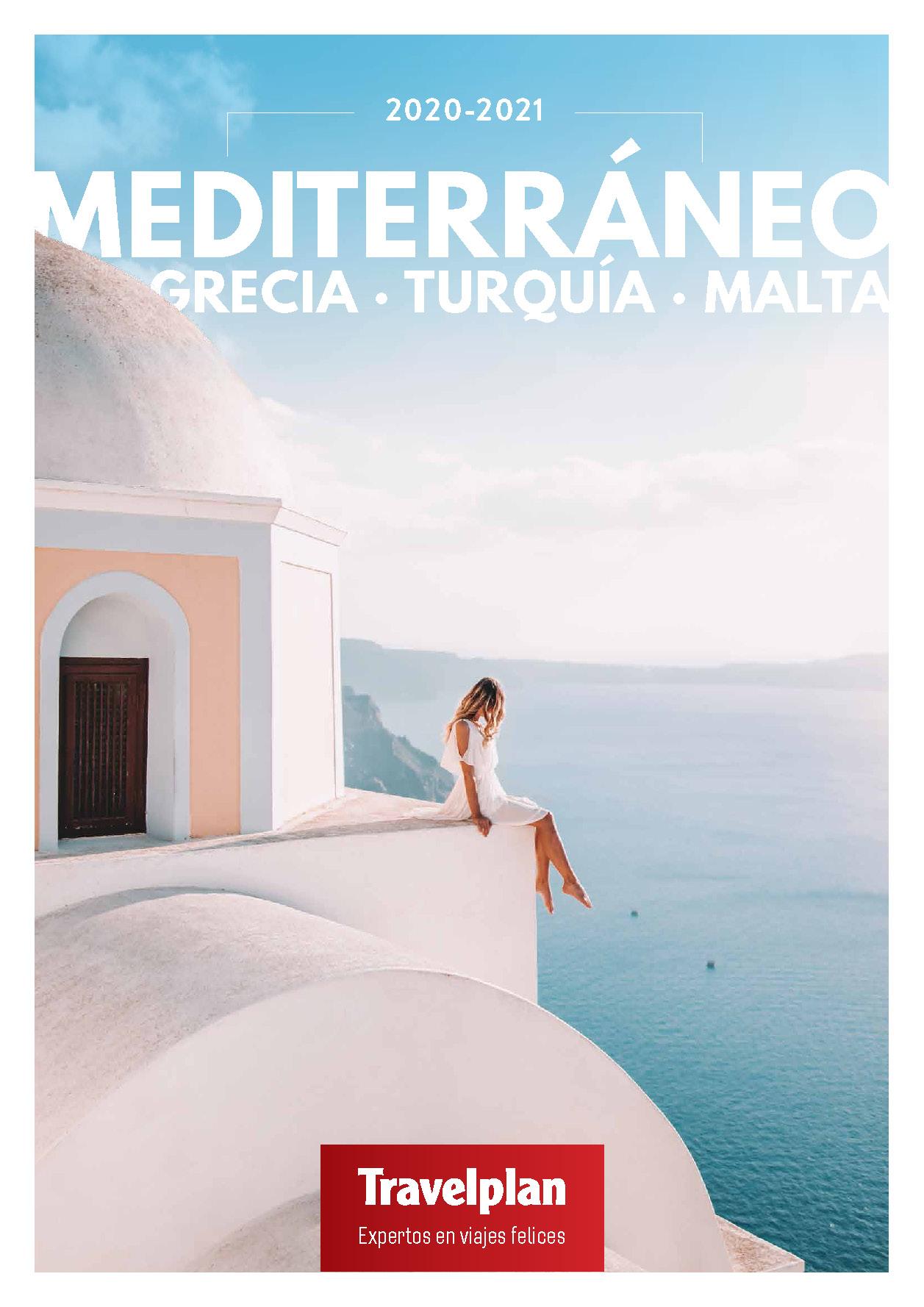 Catalogo Travelplan Mediterraneo 2020-2021