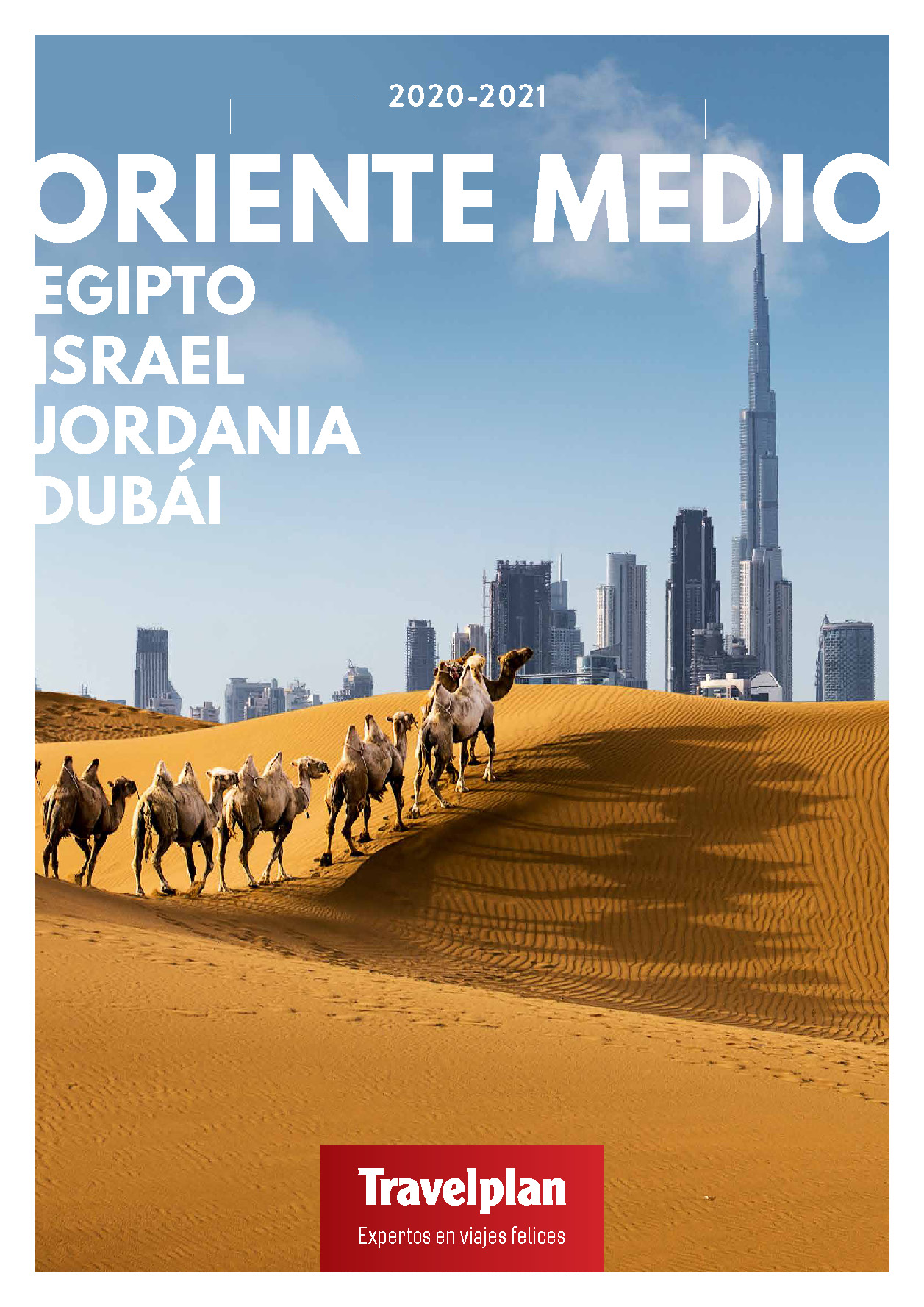 Catalogo Travelplan Oriente Medio 2020-2021