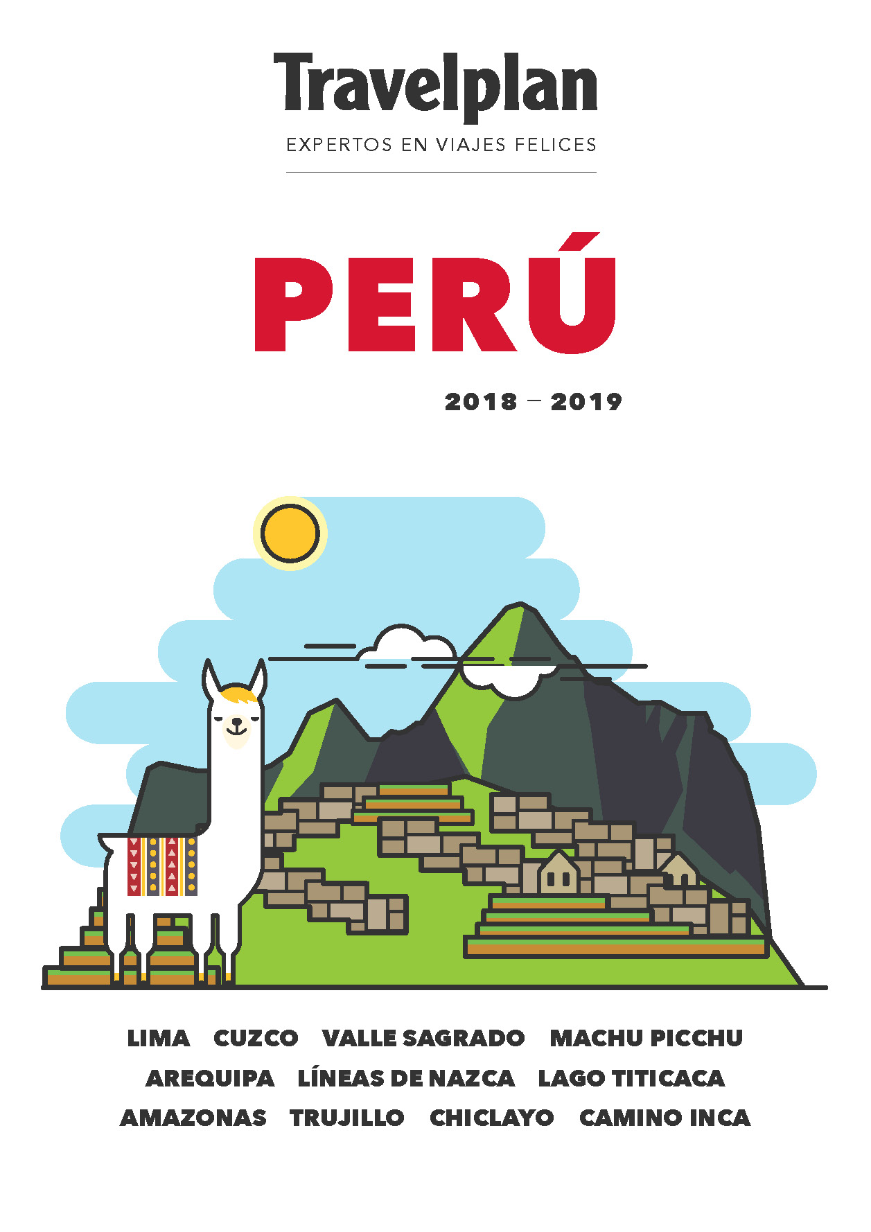 Catalogo Travelplan Peru 2018-2019