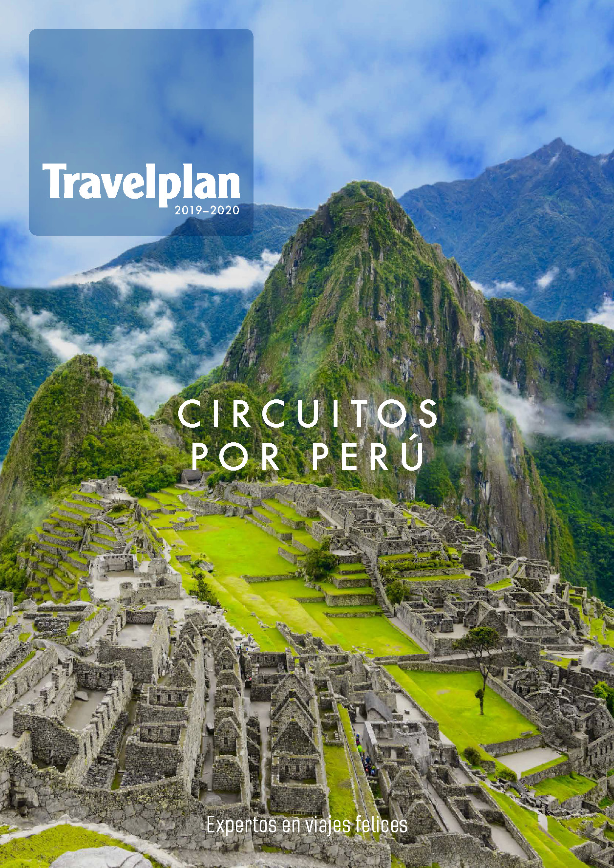 Catalogo Travelplan Peru 2019-2020