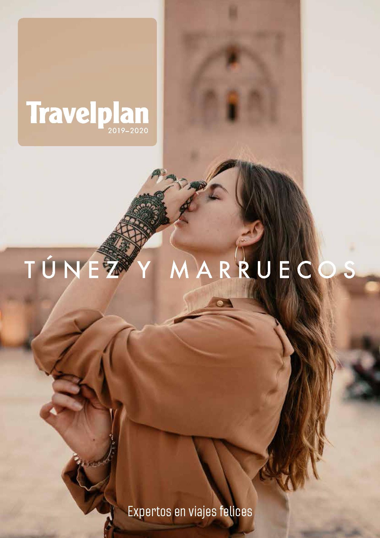 Catalogo Travelplan Tunez y Marruecos 2019-2020