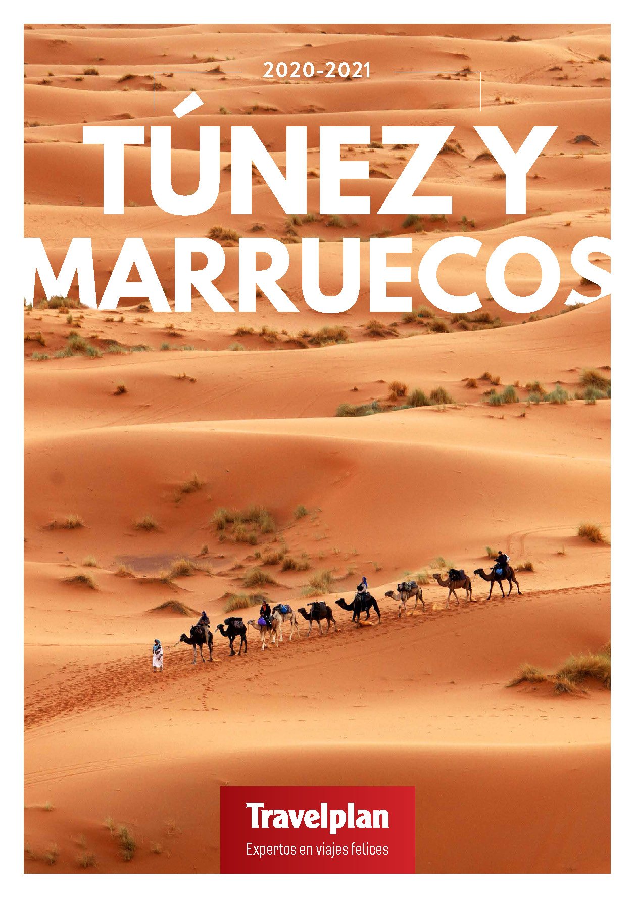 Catalogo Travelplan Tunez y Marruecos 2020-2021