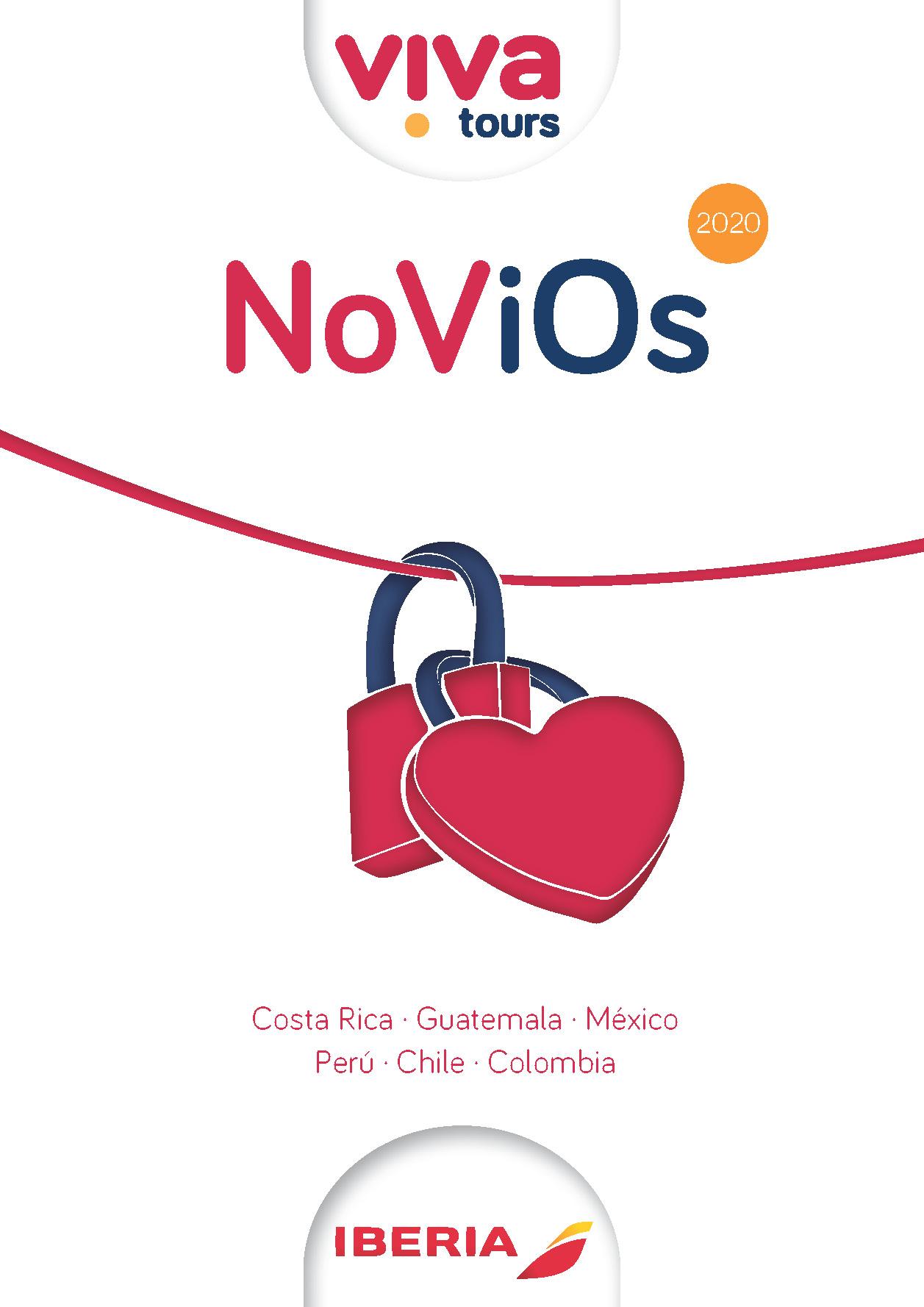 Catalogo Viva Tours Novios 2020