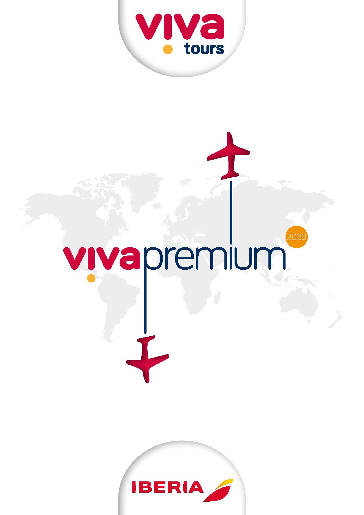 Catalogo Viva Tours Viajes Premium 2020