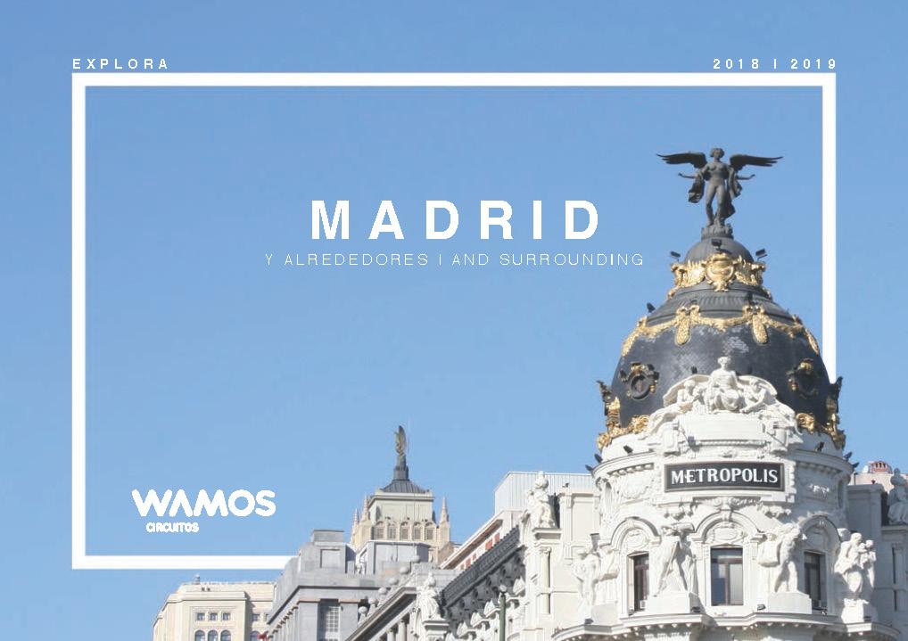 Catalogo Wamos Circuitos City-Tours Madrid 2018-2019