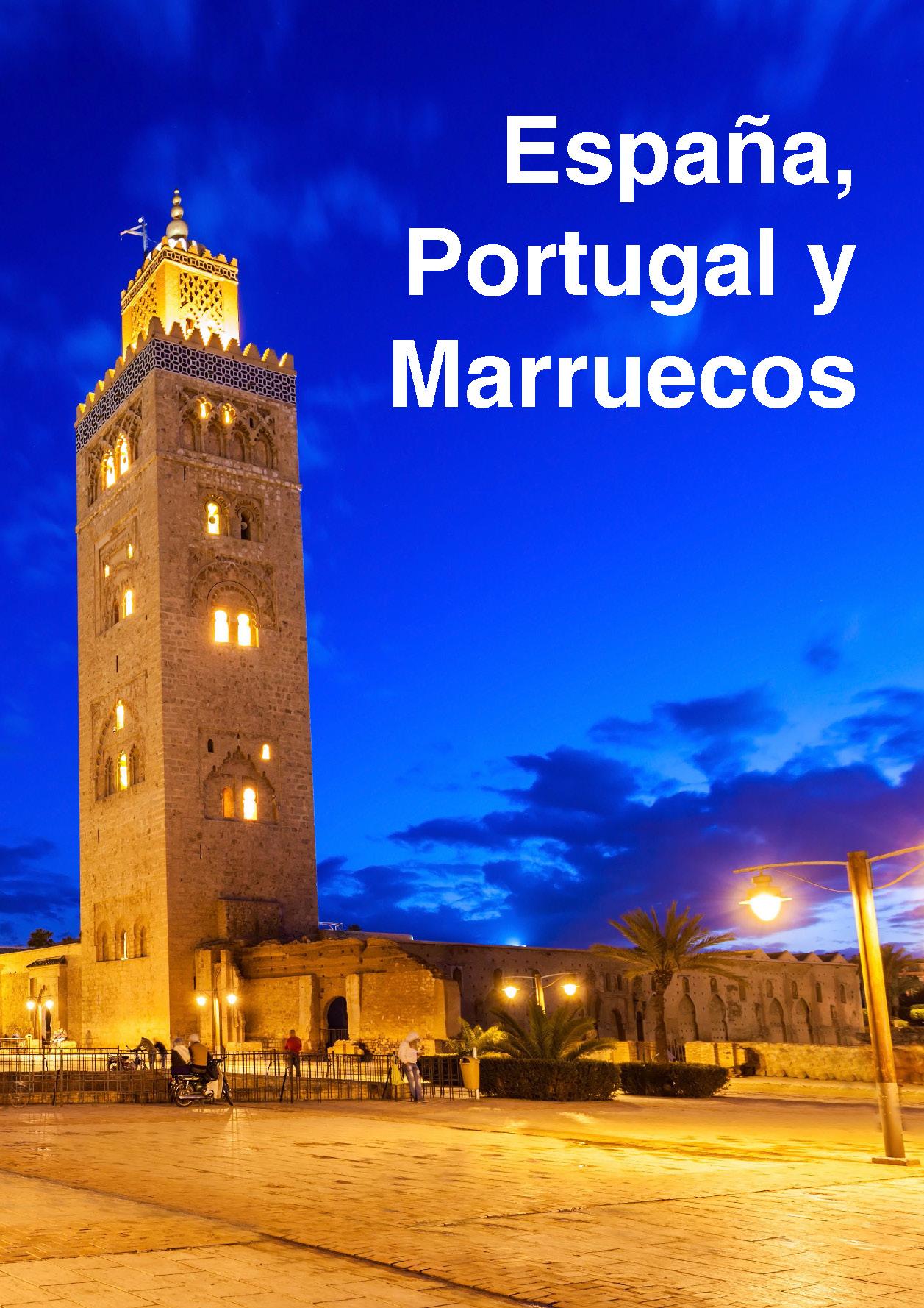 Catalogo Wamos Circuitos España Portugal y Marruecos 2021-2022