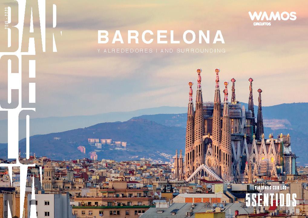 Catalogo Wamos Circuitos Excursiones Barcelona 2019-2020