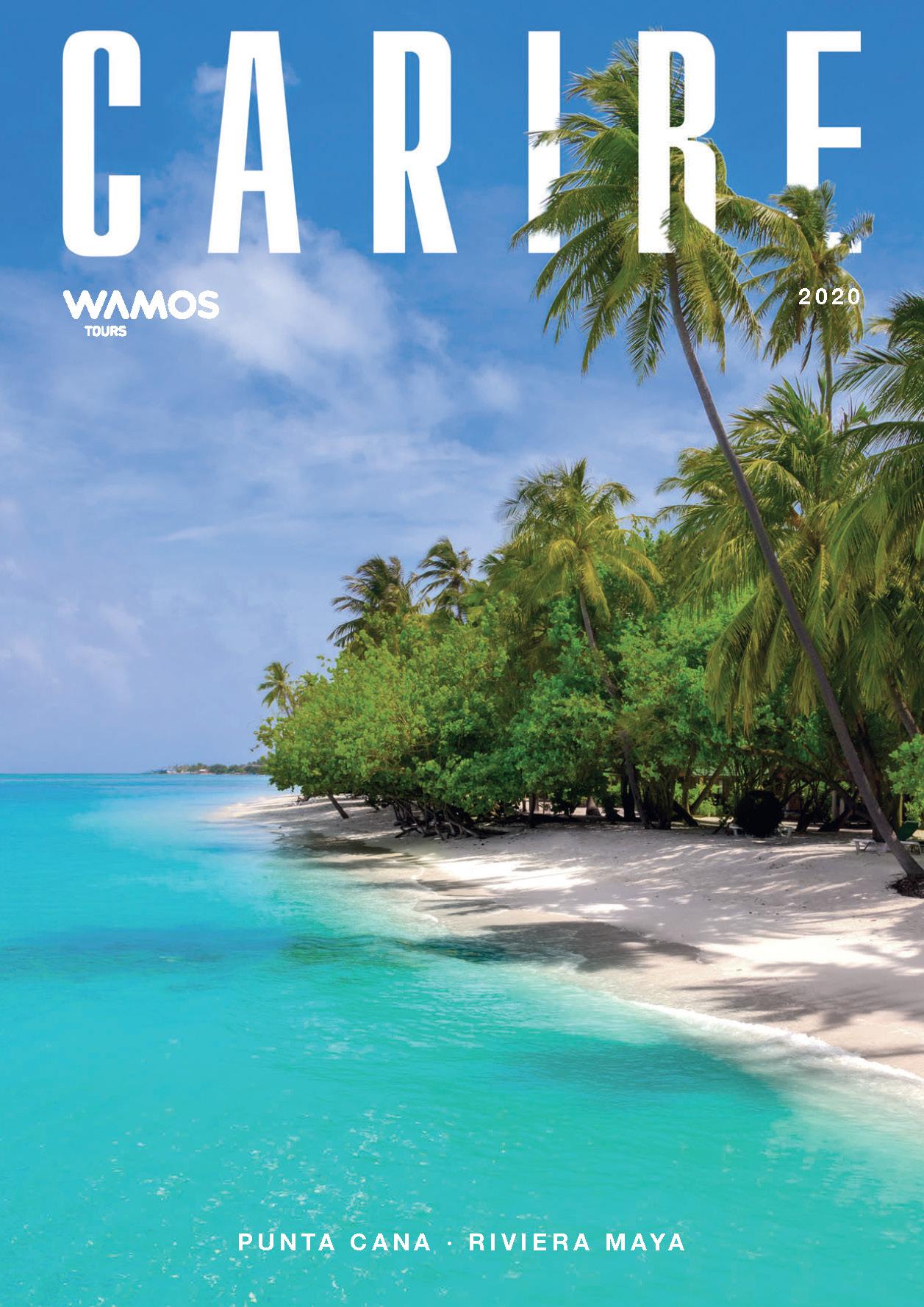 Catalogo Wamos Tours Caribe Invierno 2019-2020