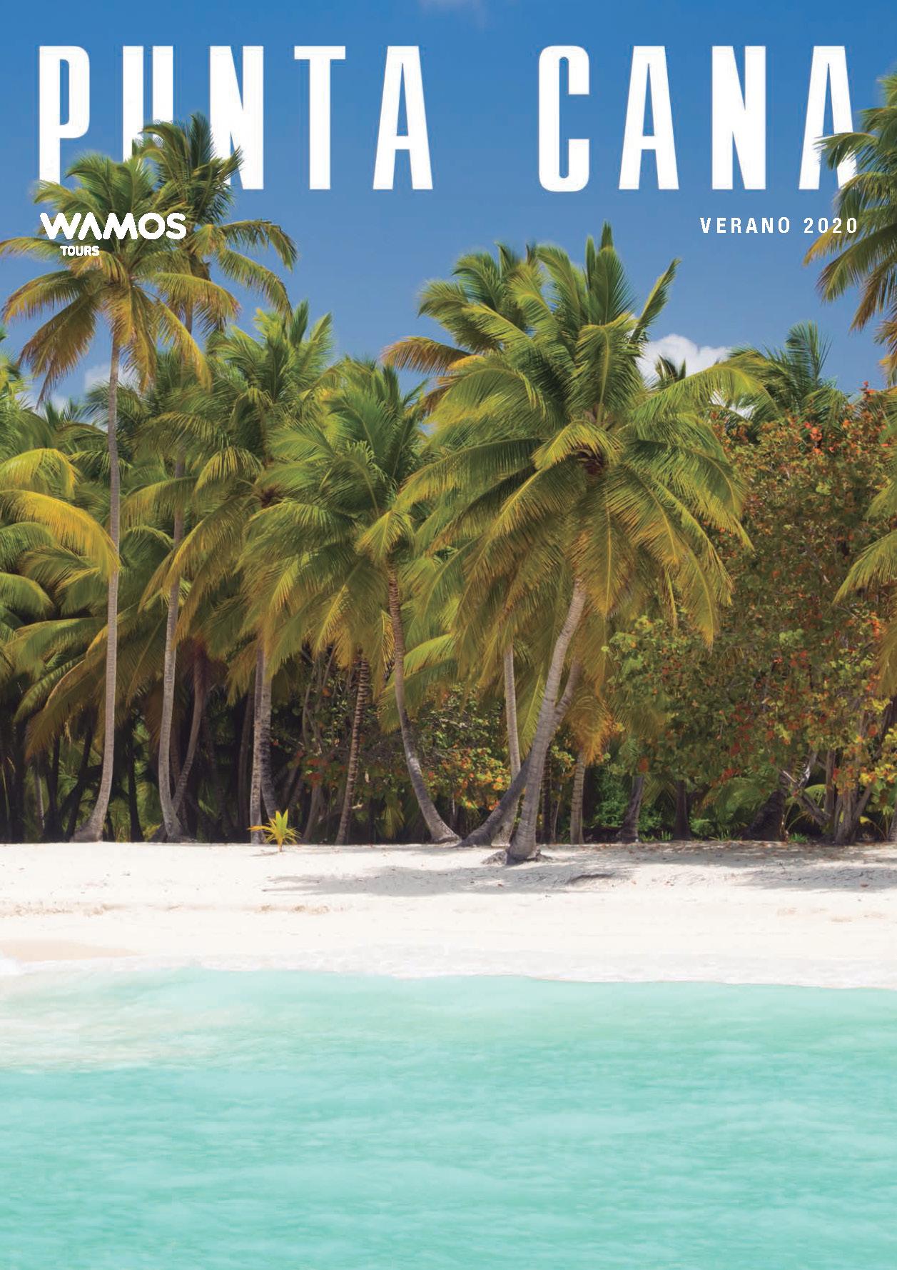 Catalogo Wamos Tours Punta Cana Verano 2020
