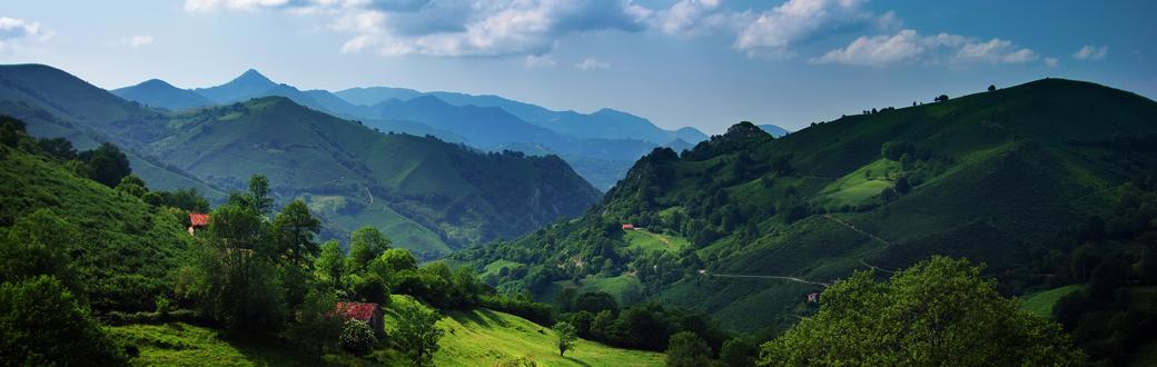 Circuitos por Asturias en avión