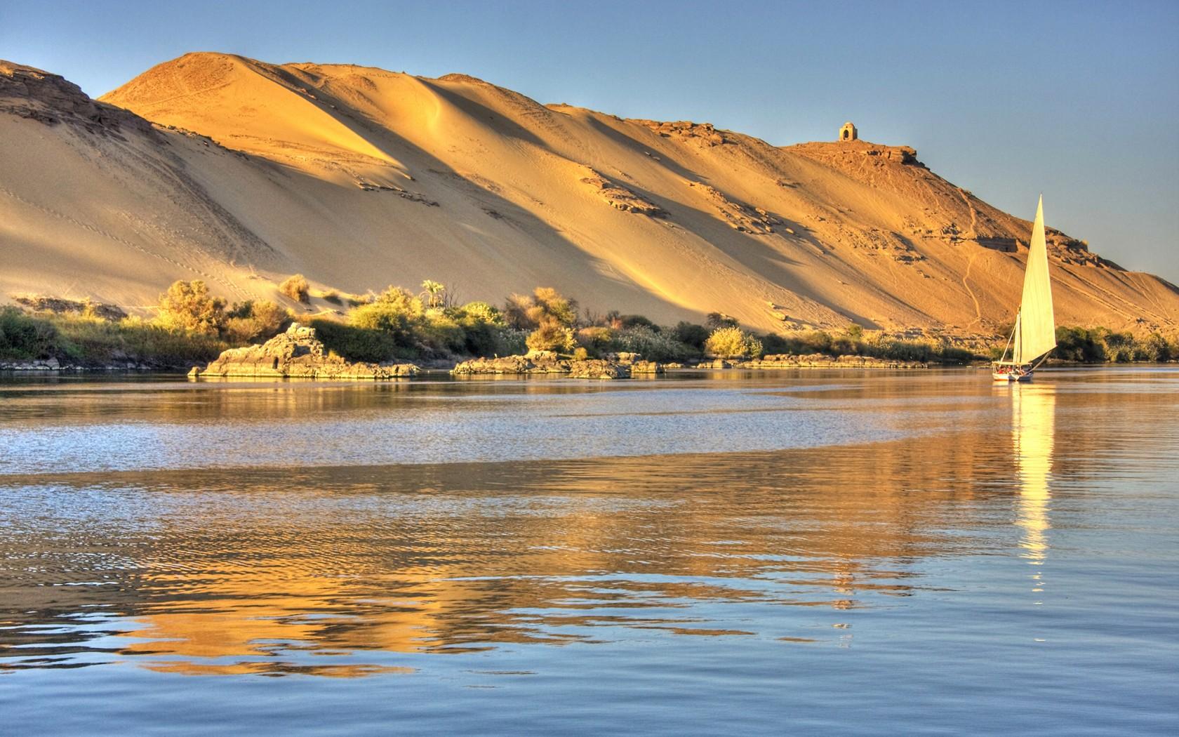 Cruceros marítimos y fluviales de Catai Tours. Crucero por el Nilo.