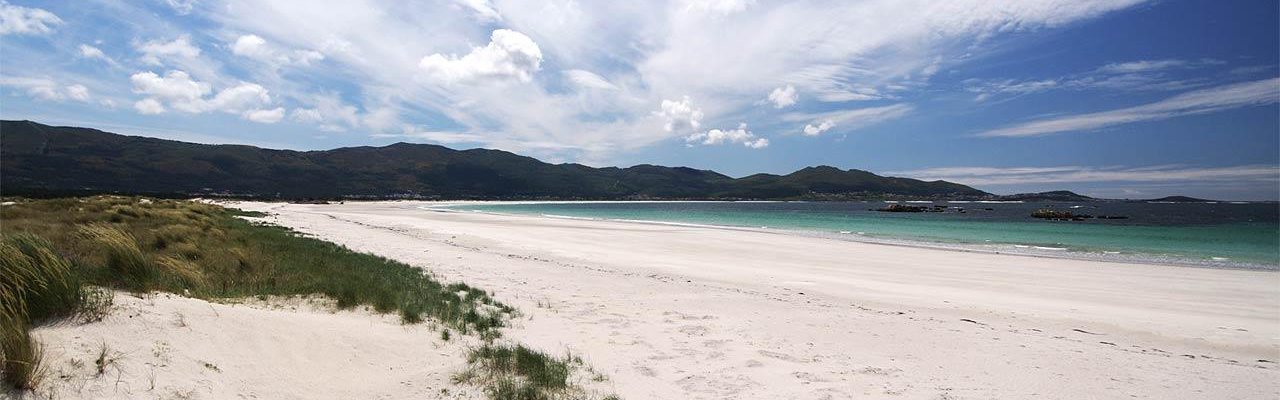 Galicia Rias Bajas Playa de Carnota 1280x400
