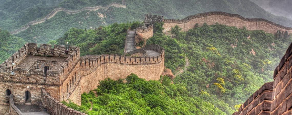 Semana Santa en China 9D 1290 €