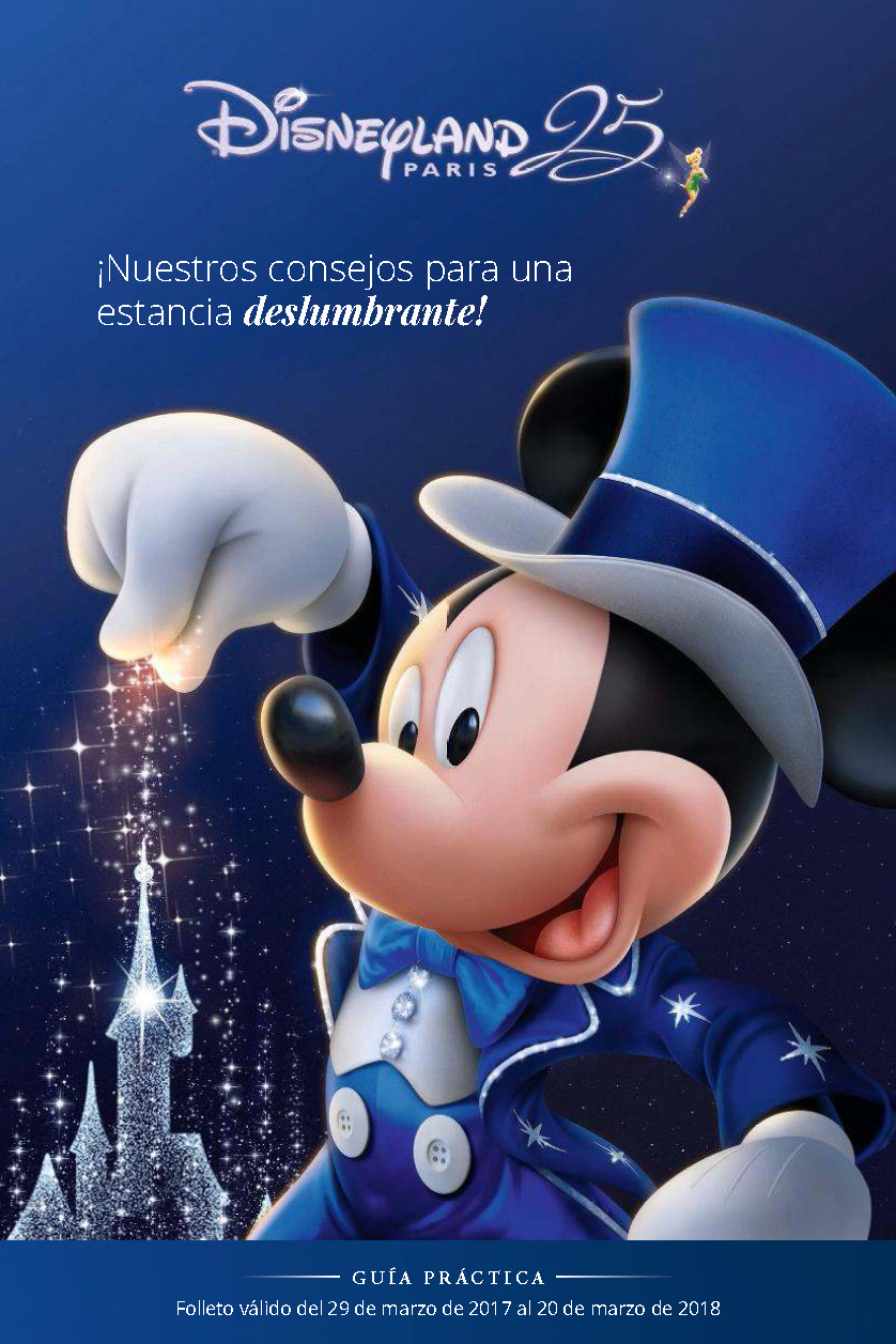 Guia Touring Club Disneyland Paris 2017-2018