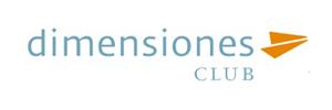 Logo Dimensiones Club 300x100px 12x4cm