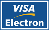 Logo tarjeta Visa Electrón