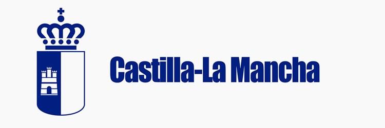 Logotipo Castilla-La Mancha 750x250