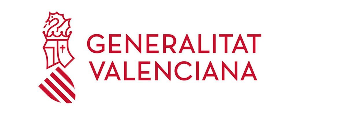 Logotipo Generalitat Valenciana 1200x400