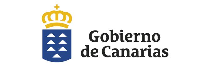 Logotipo Gobierno de Canarias 660x220