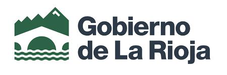 Logotipo Gobierno de La Rioja 450x150
