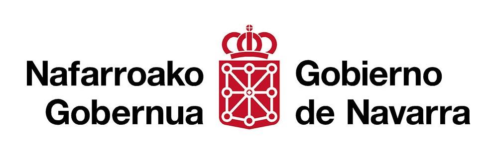 Logotipo Gobierno de Navarra 990x330