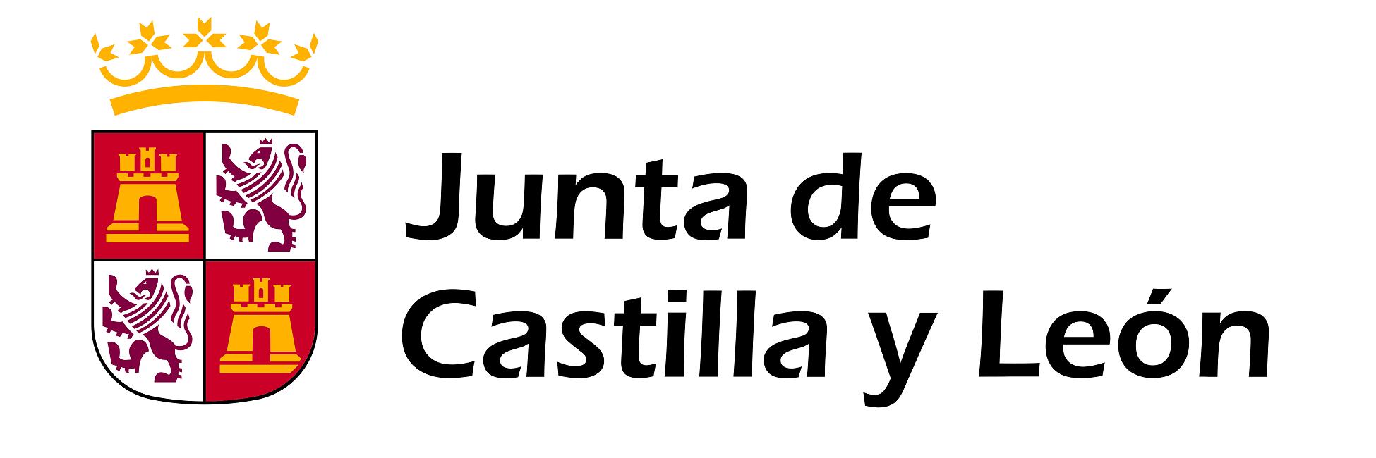 Logotipo Junta de Castilla y León 1950x650