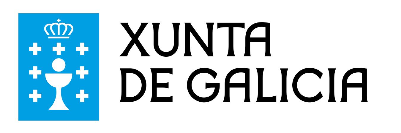 Logotipo Xunta de Galicia 1350x450