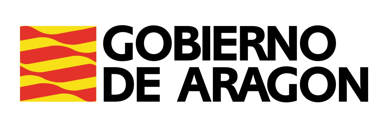 Logotipo del Gobierno de Aragon 1350x450