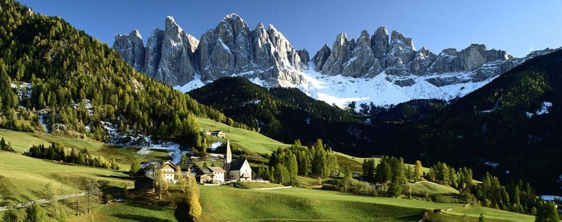 Alpes Dolomitas