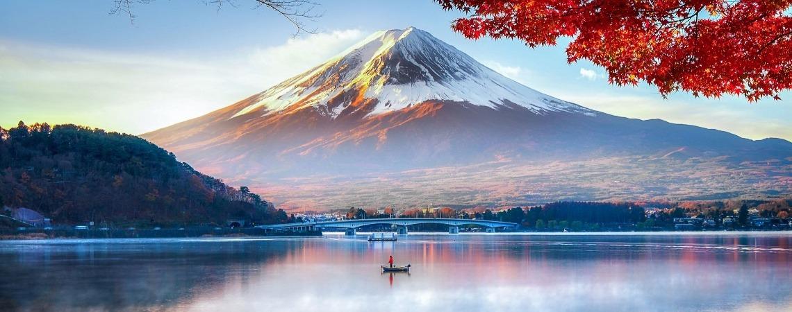 Viajes a China y Japón