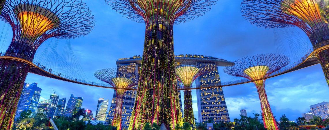 Malasia y Singapur 12d 16-2 999€