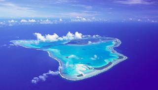 Islas exóticas del Pacífico