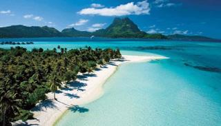 Vacaciones en islas exóticas