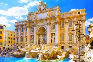 Estancia en Roma