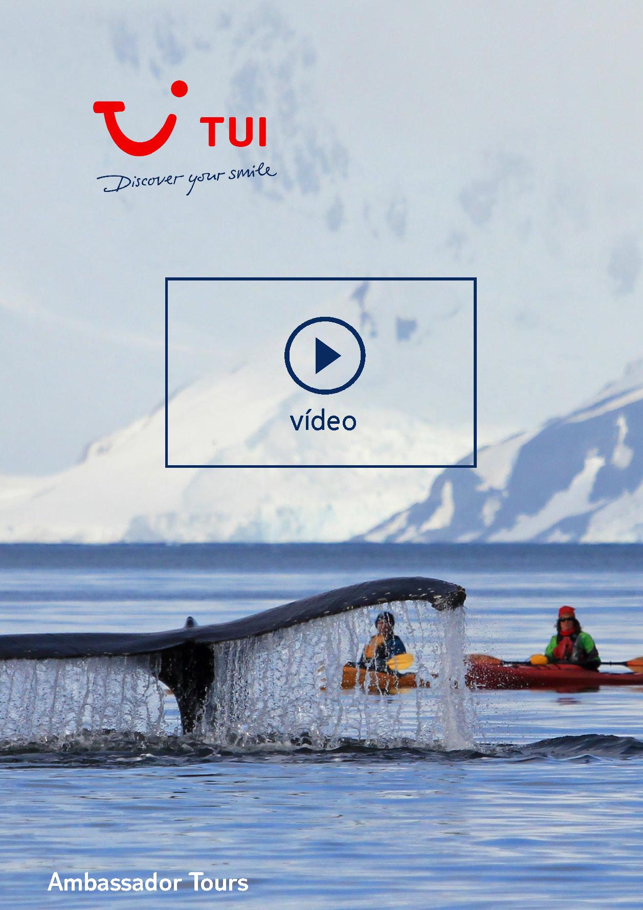 Video TUI Argentina 8 Crucero Antártida