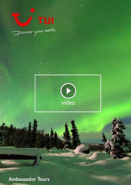 Video TUI Auroras Boreales 1